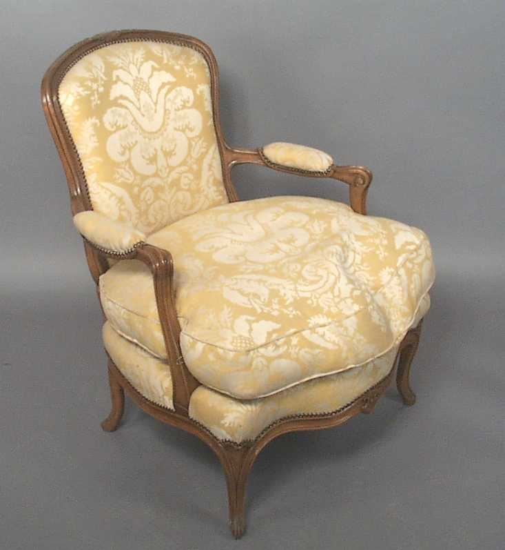Thumbnail image for Boucault Model Louis XV Style Arm Chair