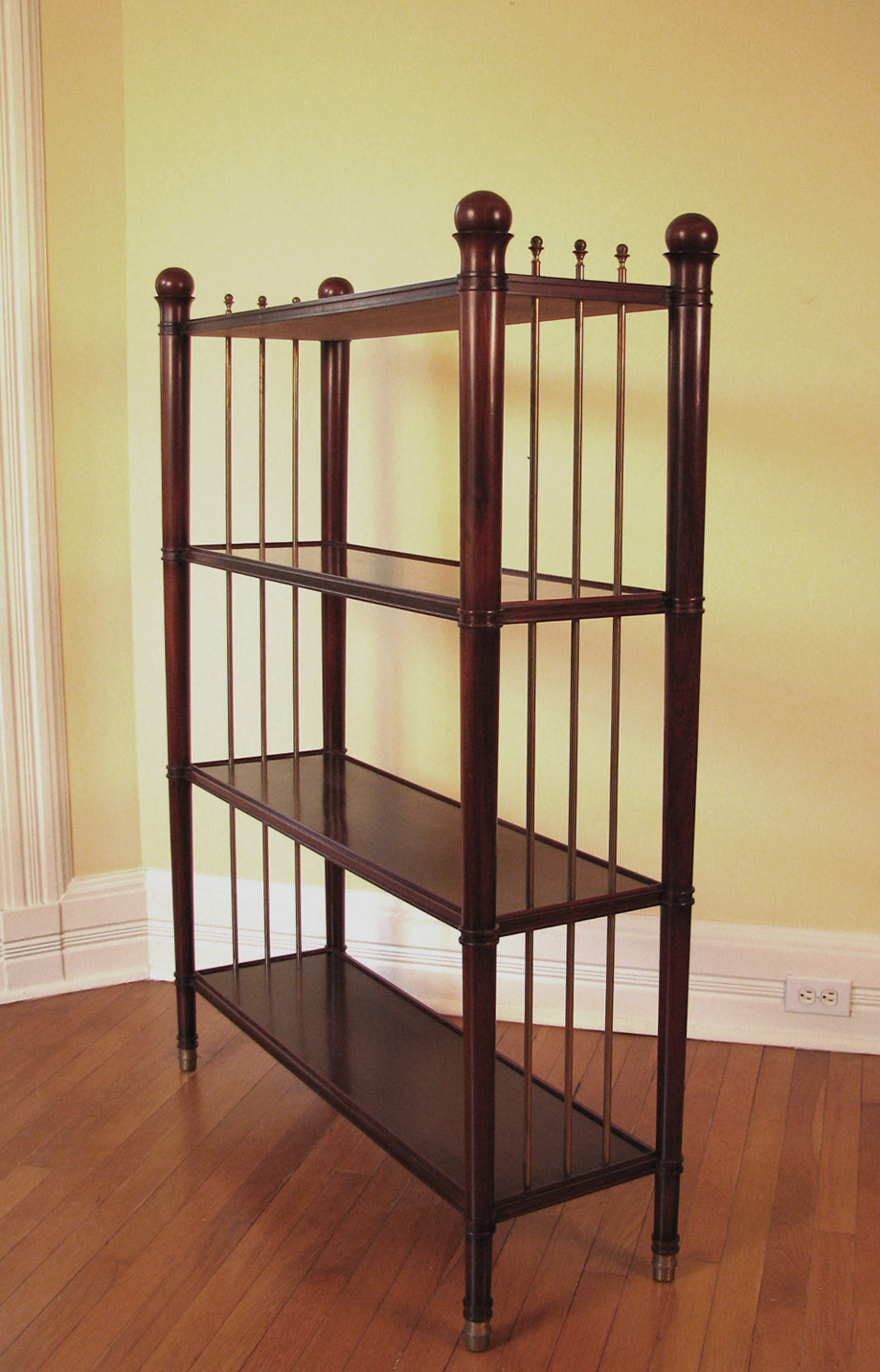 Thumbnail image for Directoire Style Etagere Bookcase