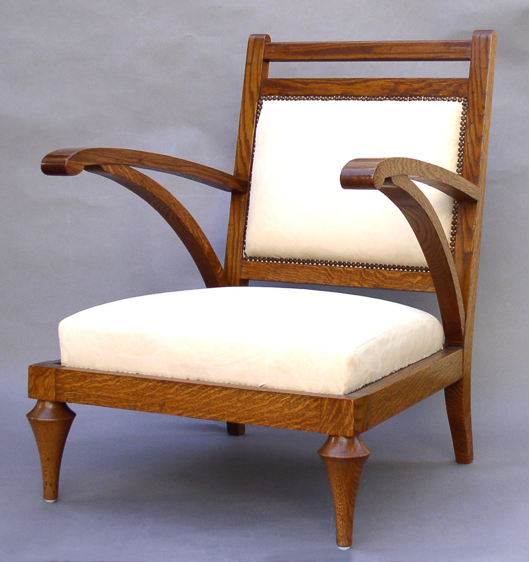 Thumbnail image for 1940′s French Modernist Armchair