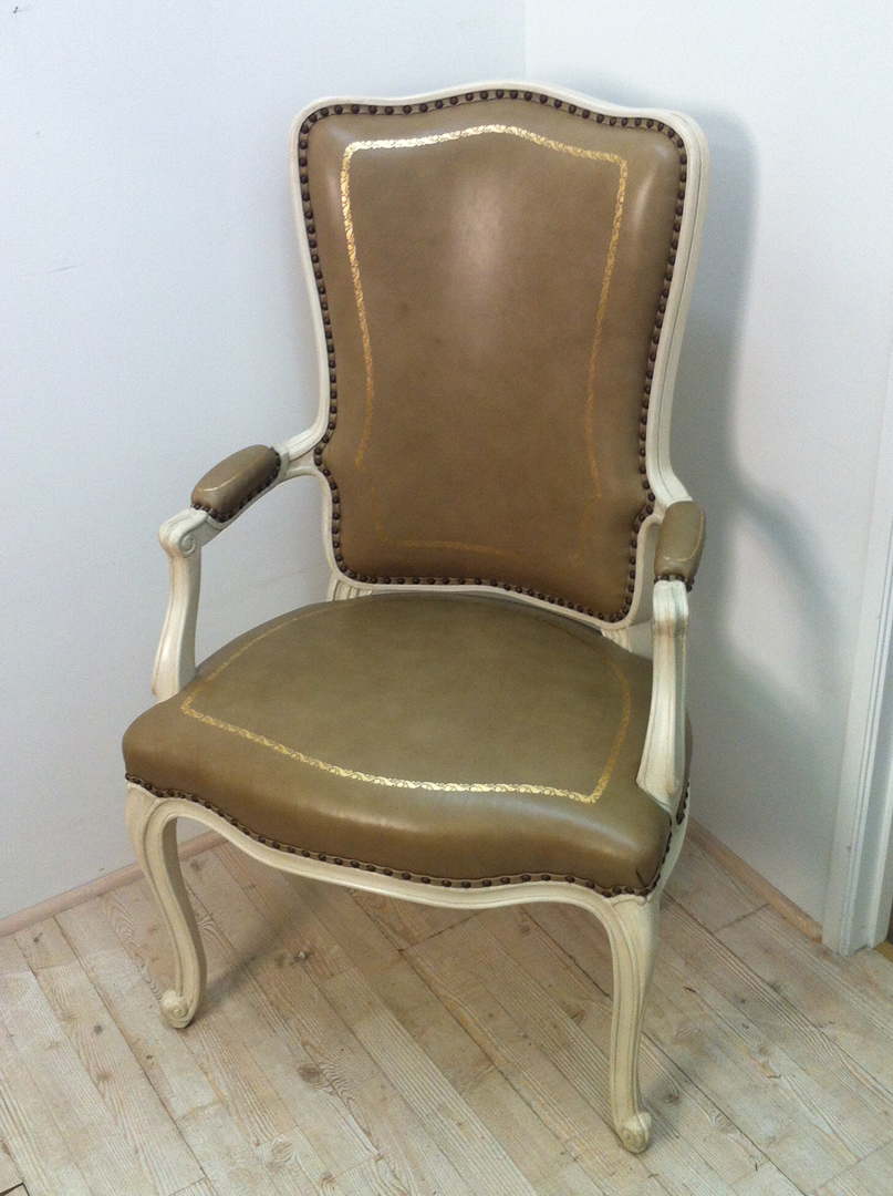 Thumbnail image for The Beistegui High Back Dining Chair