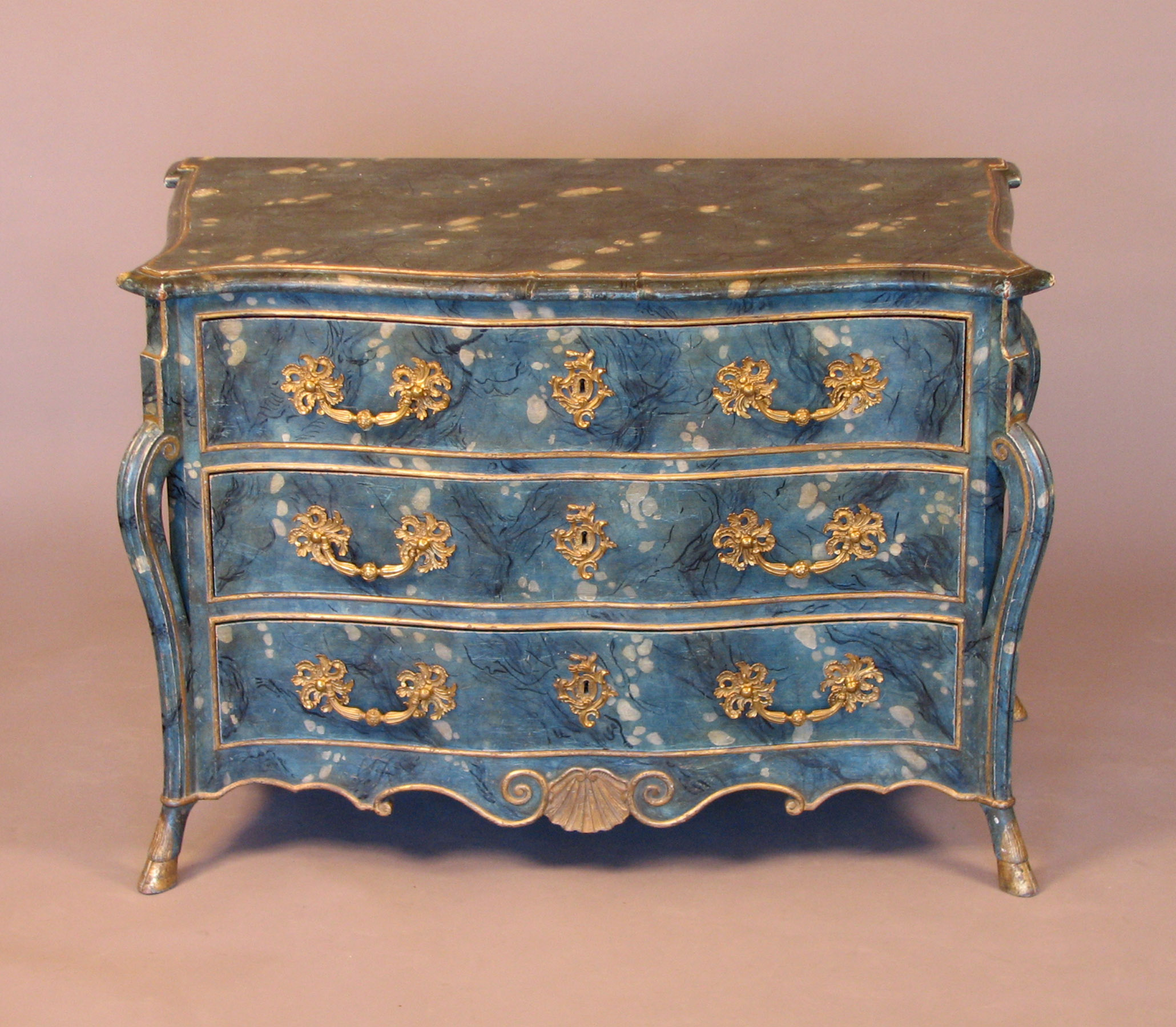 Thumbnail image for Unusual 18th Century Regence Period Commode