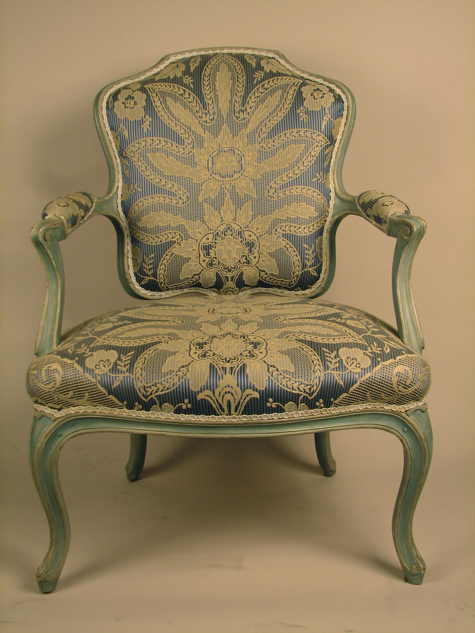 Thumbnail image for Malbet Model Louis XV Armchair