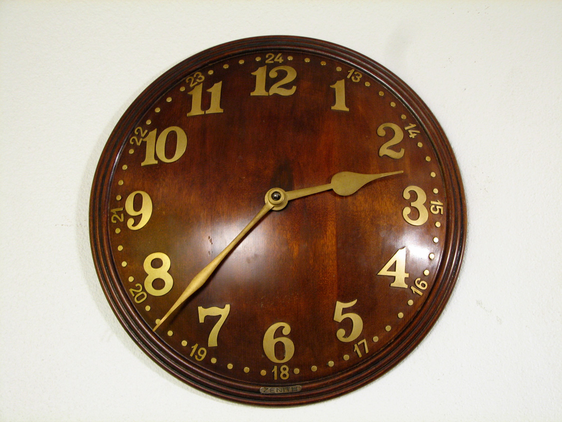 Post image for A Convex Wall Clock