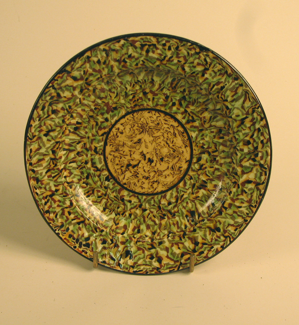 Post image for A Mixed-Earth Pichon a Uzes Plate